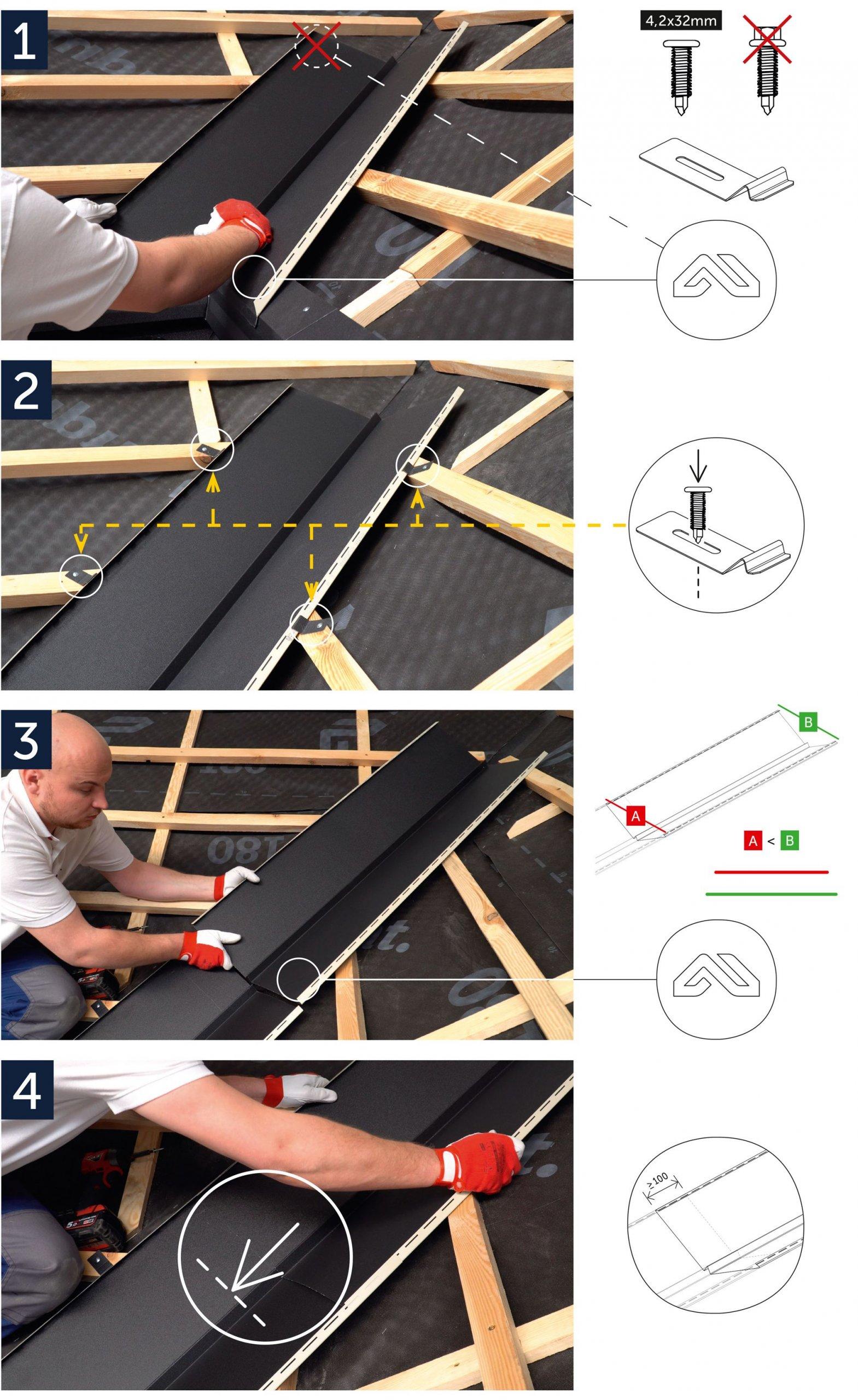 Instrukcja montażu System MOD - Rynna koszowa RKS